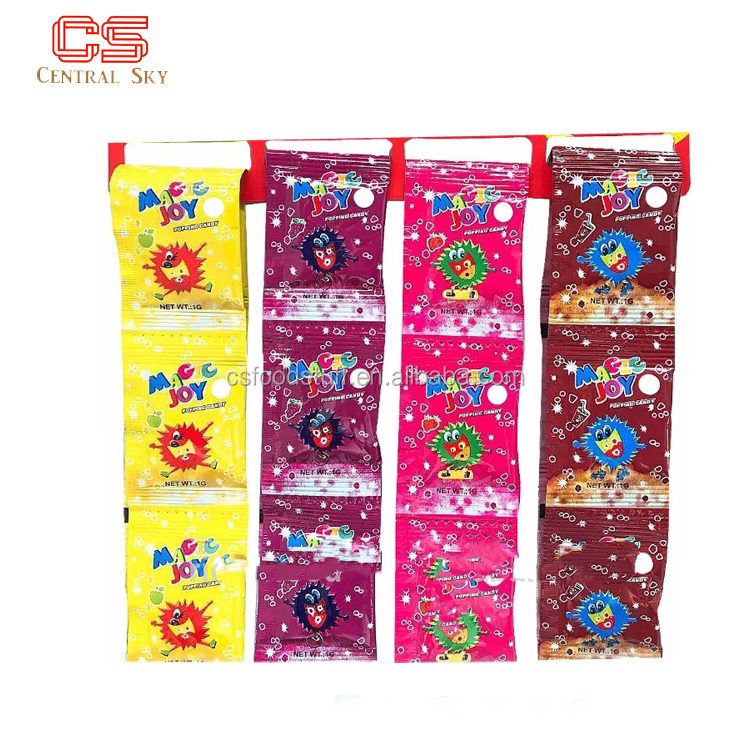 Neue Design Pop Felsen Springen Popping Candy Mit Tattoo