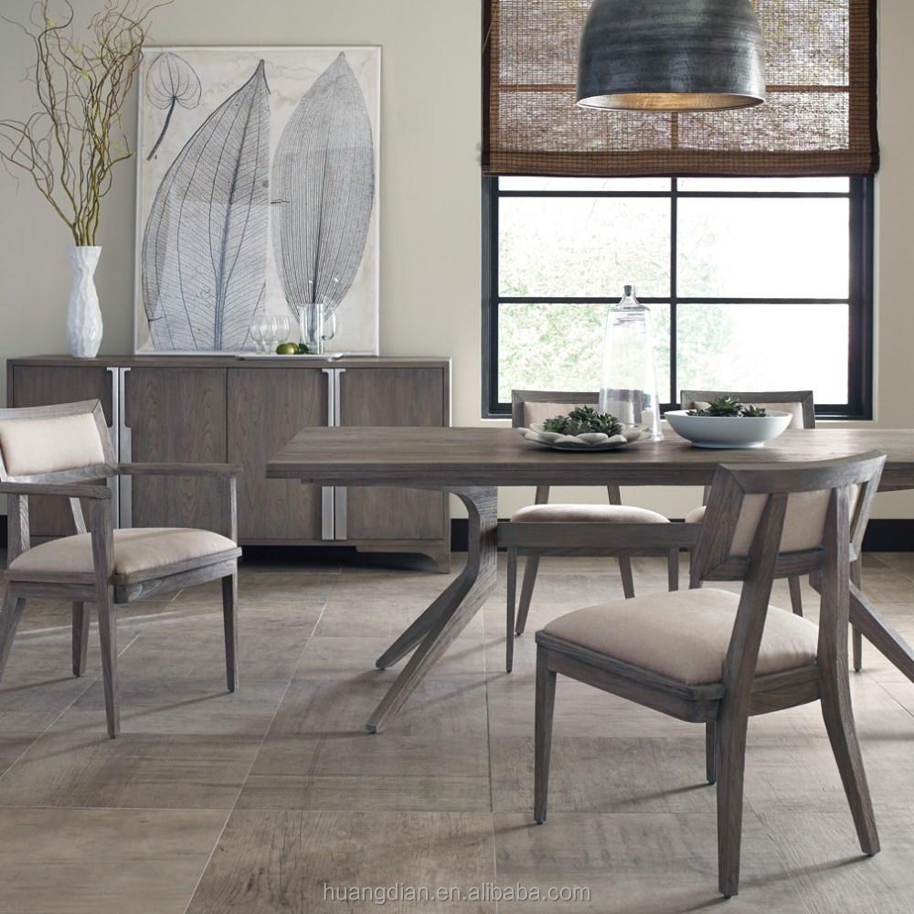 Palmer fauteuil drijfhout grijze afwerking houten ...