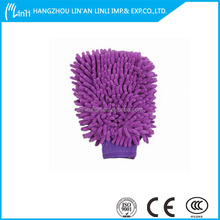 Fashion glass cleaning glove / magic cleaning gloves