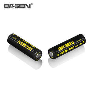 Shenzhen Factory Supply Ce Certified 18650 Li-ion Battery 3.7v 3100mah For Electric golf Carts Storage