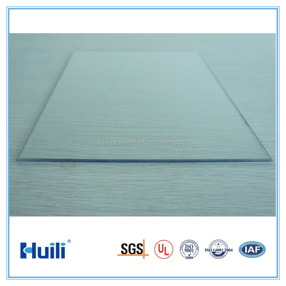Abrasion resistant polycarbonate with competitive price