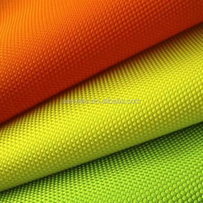 600D polyester oxford fabric for camping tents