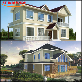 Convenient Construction Low Cost Prefabricated Houses Serbia