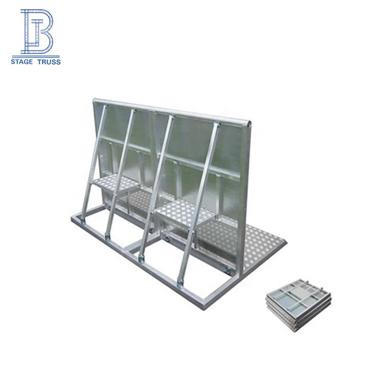 อลูมิเนียมอัลลอยด์แบบพกพานั่งร้านมือถือทาวเวอร์สำหรับการก่อสร้าง