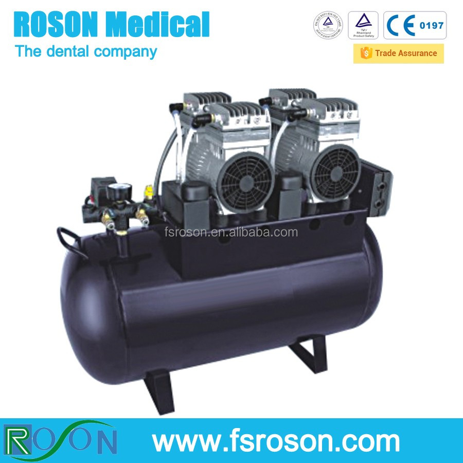 RS-3EW-55L(one to three)Dental oil-free air compressor;silent air compressor for dental chair