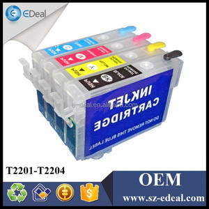 T220XL T220 Ink cartridge for Epson WF2630 WF2640 WF2650 WF2660 printer