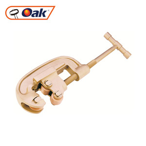 tianjin china wholesale oem tuv blacksmith tools; explosion proof Beryllium Copper pipe cutter