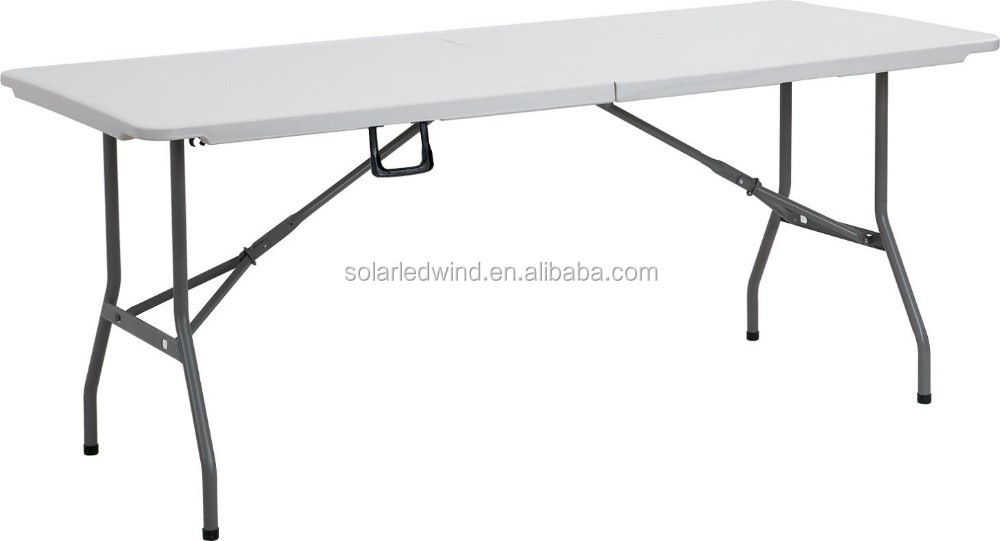 6ft Folding Half Table, 6ft Folding Half Table Suppliers And Manufacturers  At Alibaba.com