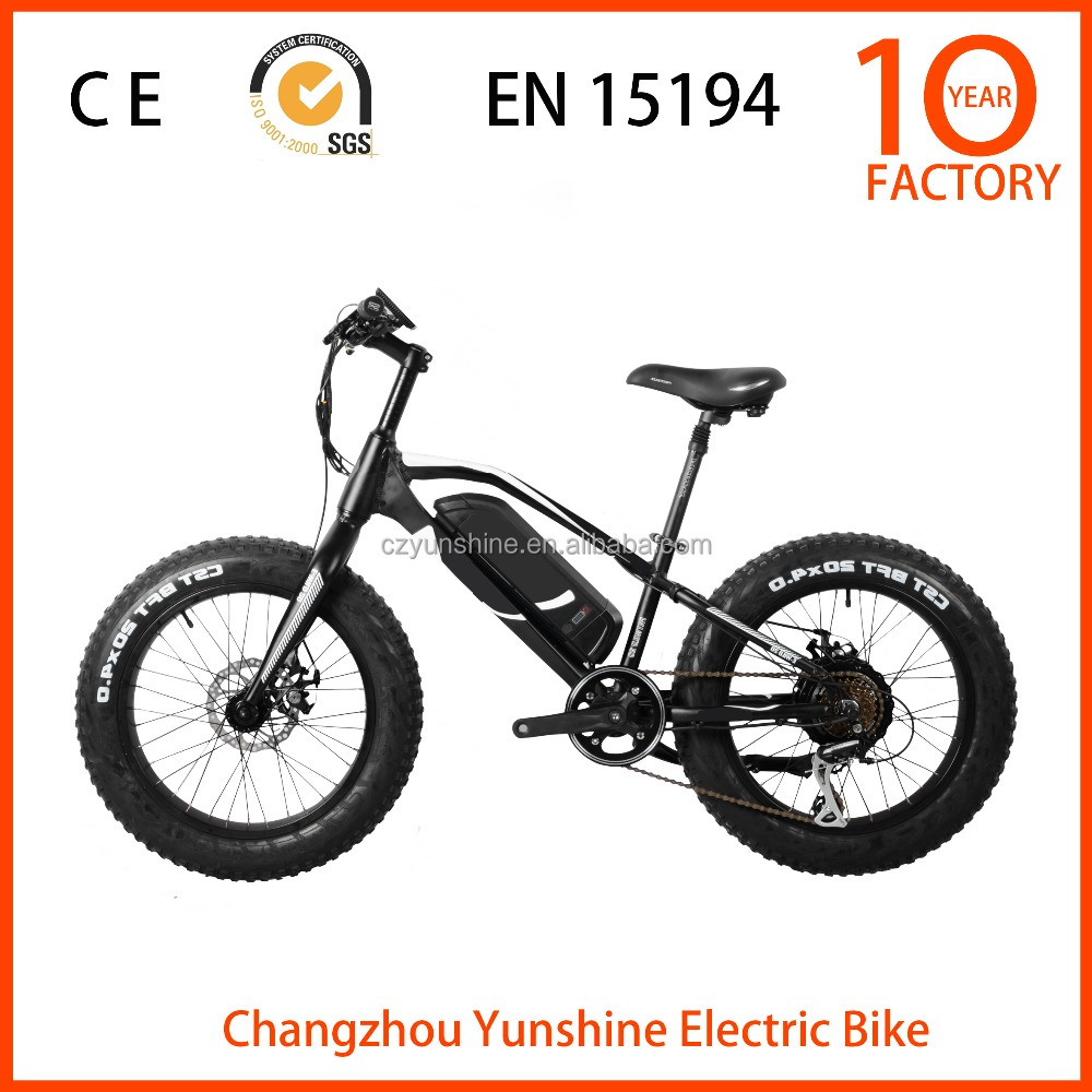 Mini Cooper 20 Inch Wheels Fat Tire New Arrival Electric Bike