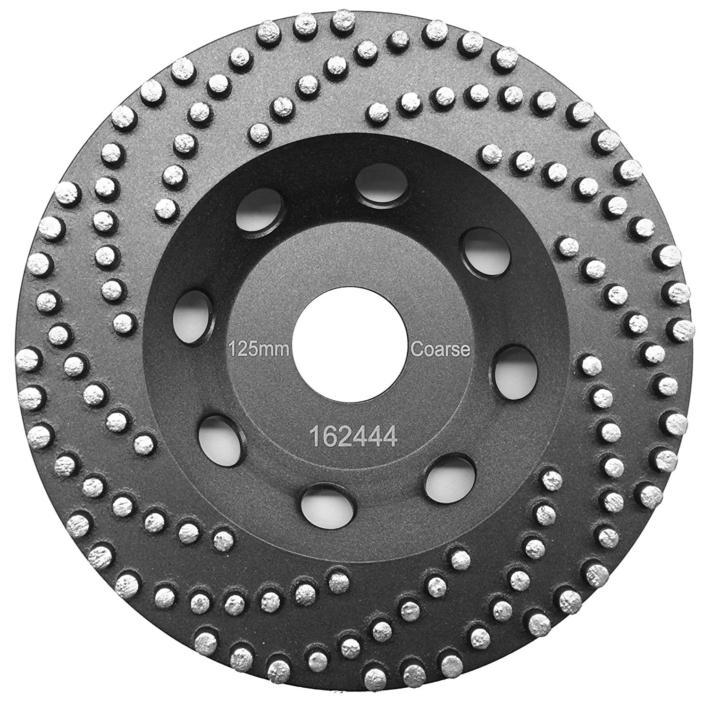Toolocity BCBOS0100  1-Inch Brazed Diamond Core Bit with 1//2-Inch Shank
