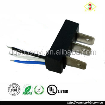 2017 new car led headlight kit h15 power plug wire male plug buy rh alibaba com Engine Wiring Harness Wiring Harness Diagram