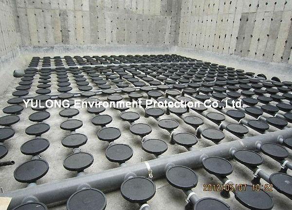 Import membrane micro bulle diffuseur pour l 39 a ration for Membrane caoutchouc bassin