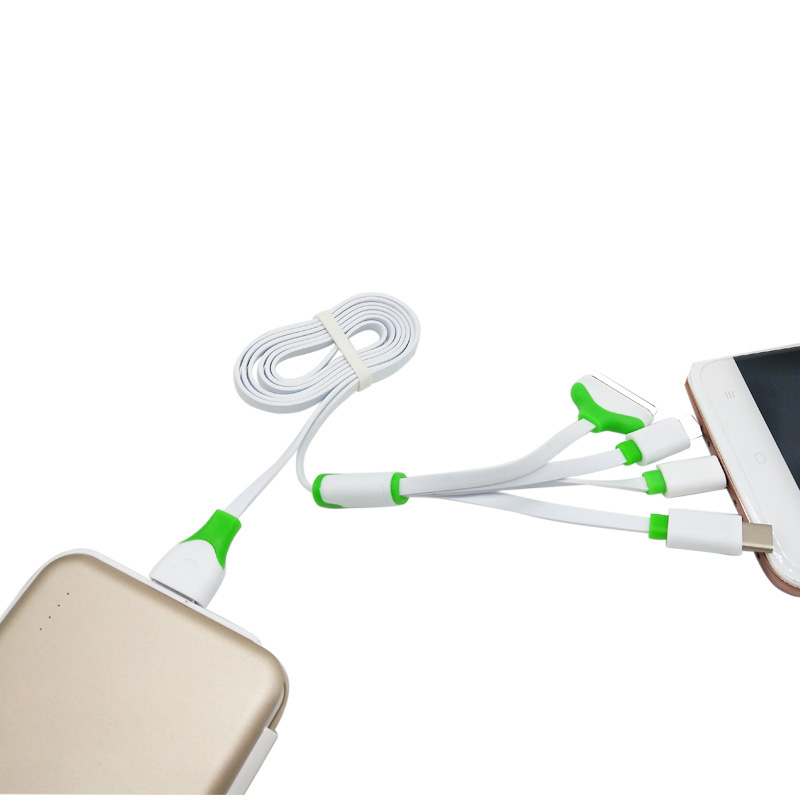 3 in 1 Multi USB Charger Cable