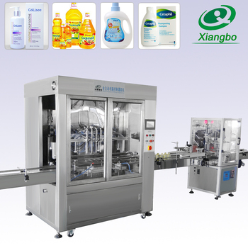XBGZX-6G Automatic Cosmetic Filling Machinery And Equipment