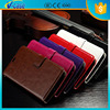 Newest designs waterproof wallet leather case cover for asus zenfone 2 ze551ml
