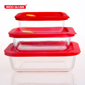 Freezer And Oven Safe Plexiglass Storage Box