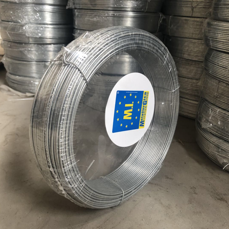 High Quality Binding Tie  Wire PVC Coated Wire