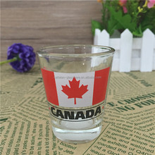 Transparent Tableware Shot Glass Candle Jar Glass Container