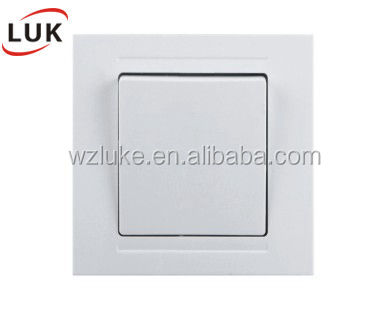 Modern Electric European Wall Switch