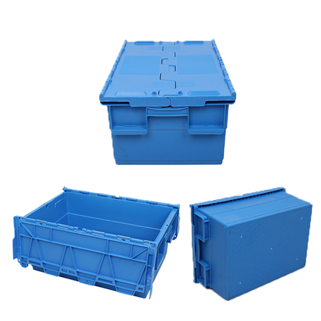 plastic fruit crates straight wall container