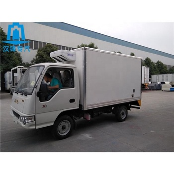 15 tons refrigeration truck 4x2 refrigerator freezer cargo van for sale