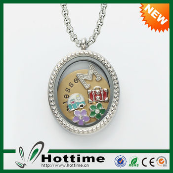 Hottest fashion glass floating charms stainless steel locket pendant hottest fashion glass floating charms stainless steel locket pendant for costume jewelry wholesale aloadofball Choice Image