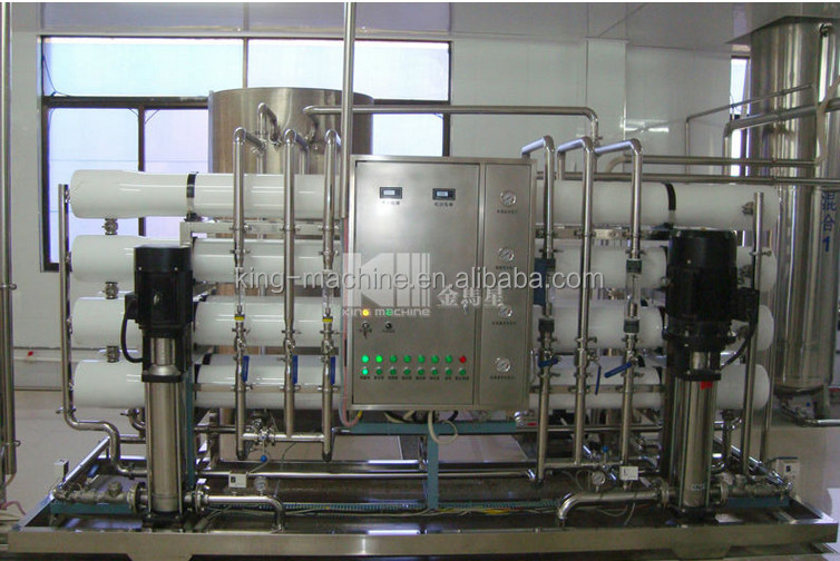 Bore Hole Uv Led Water Treatment With Water Softner