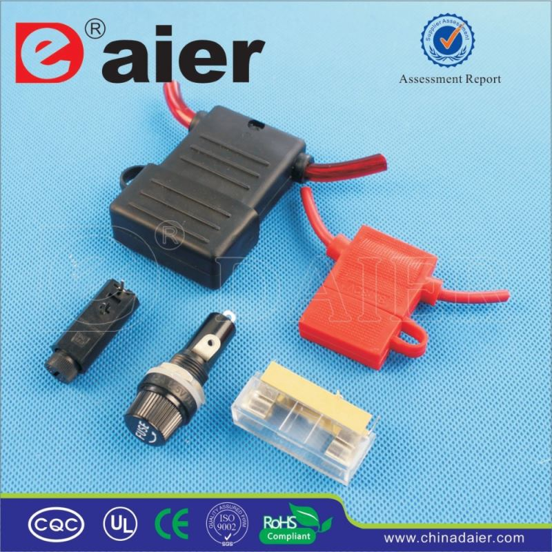 Daier 15A 250VAC plastic fuse box plastic fuse box, plastic fuse box suppliers and manufacturers at plastic fuse box at gsmx.co