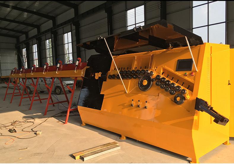 Di prezzi bassi automatico staffa macchina di piegatura/tondo per cemento armato flessione macchina