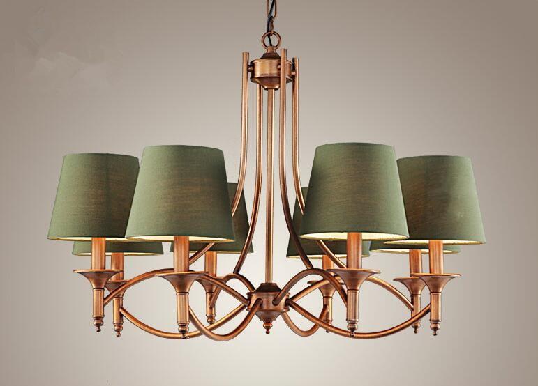 European copper chandelier for restaurant or living room buy european copper chandelier for restaurant or living room aloadofball Gallery