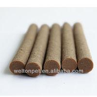 Round stick dog chew (vitality dog food )