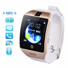 Q18 Apro Smart Watch Health Android Electronics Montre Connecter Support TF SIM Card NFC Camera Smartwatch For Android/IOS