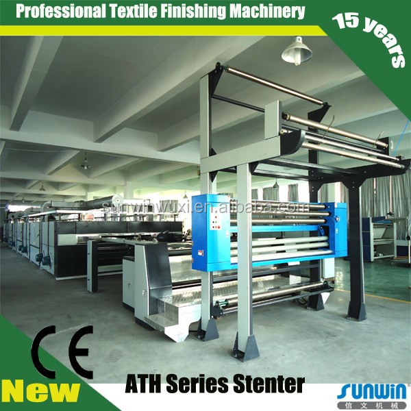 Fabric Heat Setting Machine for all kinds of fabric with CE marks