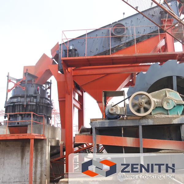 iron ore production flow sheet