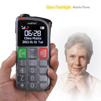 Gsm Old People Mobile Phone Keyboard With Big Keys,Easy To ...
