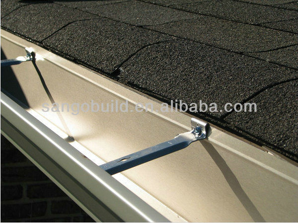 Hot Sale Sgs Tested Galvanized Steel Gutters Galvanized