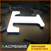 acrylic cut out signs