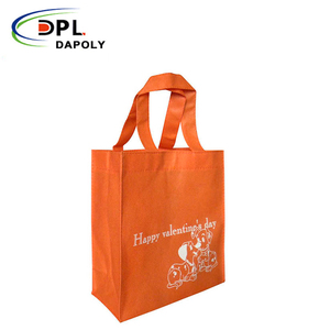 Shandong Dapoly Recyclable Non-woven Polypropylene Tote Shopping Bag