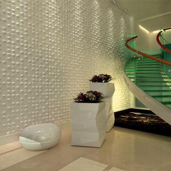 High Quality Paintable Decorative 3d Walls Panels Buy 3d