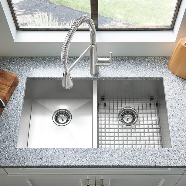 Undermount Rustic Kitchen Sink