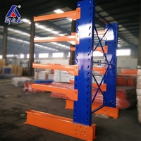 China supplier warehouse pipe storage cantilever rack