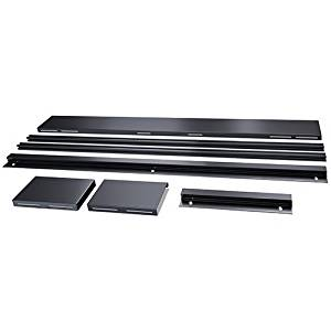 """Apc Thermal Containment Curtain Door Mounting Rail, 900 - 1200Mm (36 - 48In) Aisle Width - Rack Mounting Kit """"Product Type: Supplies & Accessories/Network Rackmount Kits"""""""