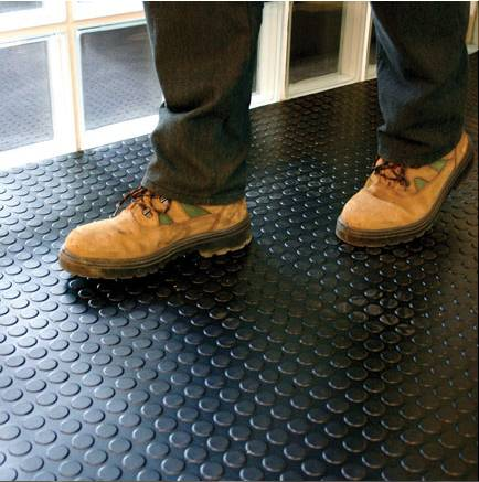 rubber flooring bus floor