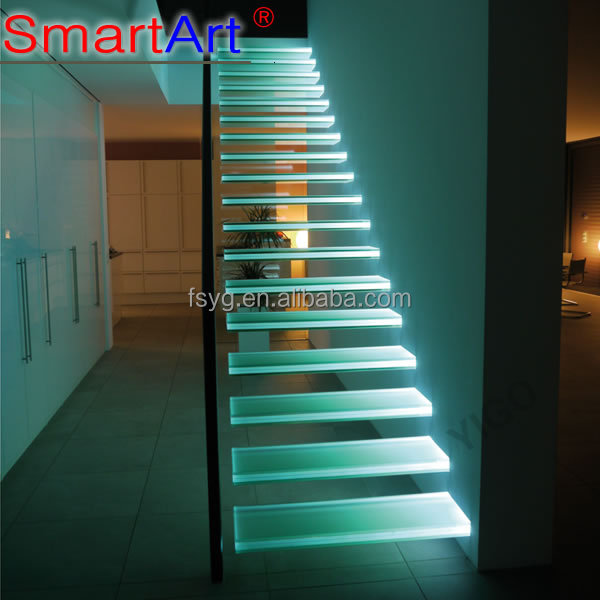 Glass Floating Staircase   Buy Glass Floating Staircase,Glass Floating  Staircase,Glass Floating Staircase Product On Alibaba.com