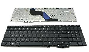 FEBNISCTE Laptop Keyboard for HP ProBook 6540B 6545B 6550B 6555B Version - V103202BS1 Black US Layout Version
