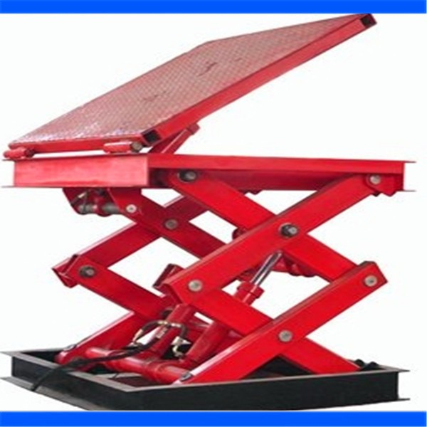 Lift Tools Rollover Fixed Type Scissor Lift