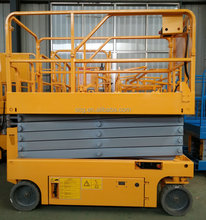 Portable hydraulic lift platform 1000KG