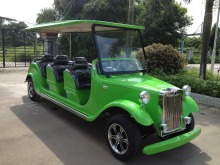 electric golf classic car /lovely wedding car/club golf cart