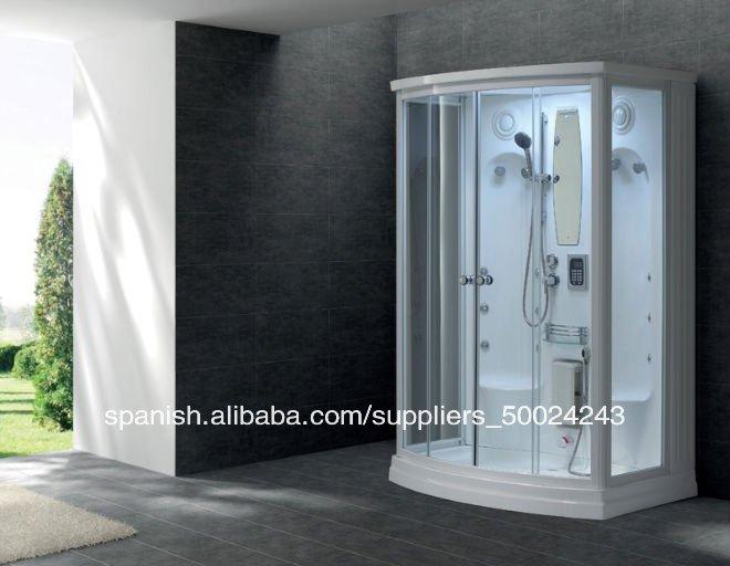 Cabina Sauna Vapor : Cuarto de baño de diseño para dos personas sauna de vapor vs g