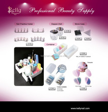 Beautiful Hot Sell Containers For Nail art Decorations